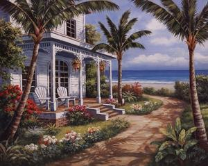 Summer House I by Sung Kim