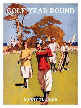 Sunny Florida, Golf Year Round