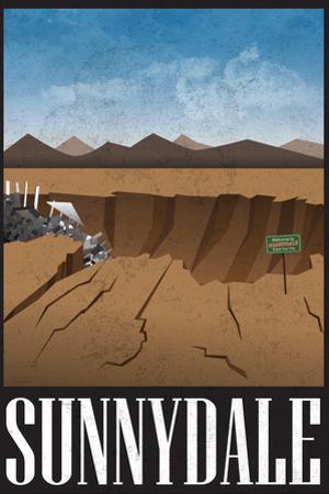 Sunnydale Retro Travel