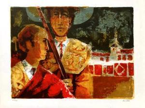 Toreador by Sunol Alvar