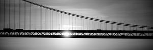 Sunrise Bay Bridge San Francisco Ca Usa