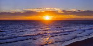 Sunrise over Atlantic Ocean, Florida, USA