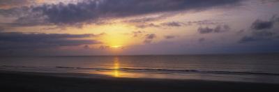 Sunrise over the Ocean, Jekyll Island, Georgia, USA