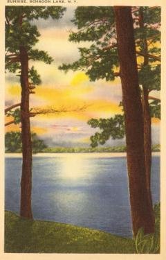 Sunrise, Schroon Lake, New York