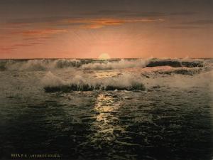 Sunrise, Ventimiglia, Rivier, C.1890-1900
