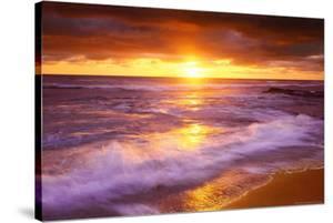 Sunset Cliffs Beach, San Diego, California