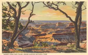 Sunset from Hopi Point, Grand Canyon