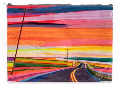 Sunset Highway Jumbo Pouch