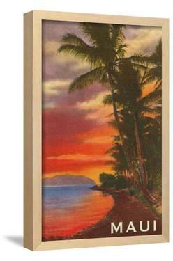 Sunset, Maui, Hawaii