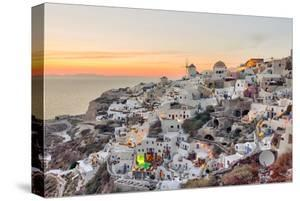 Sunset Oia - Santorini Greece
