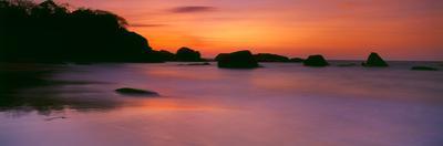 Sunset over the Sea, Goa, India