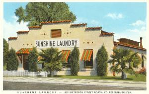 Sunshine Laundry, St. Petersburg, Florida