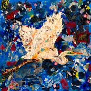Egret by Sunshine Taylor