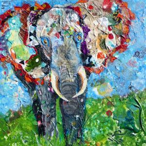 Elephant by Sunshine Taylor