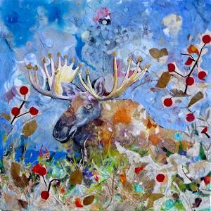 Moose by Sunshine Taylor