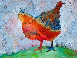 Red Hen by Sunshine Taylor