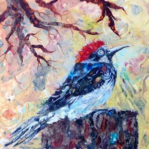 Woodpecker 2 by Sunshine Taylor