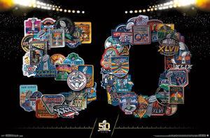 Super Bowl 50- 50th