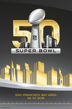 Super Bowl 50- Logo