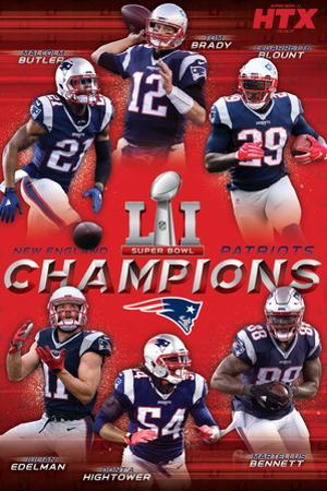 Super Bowl LI - Champions