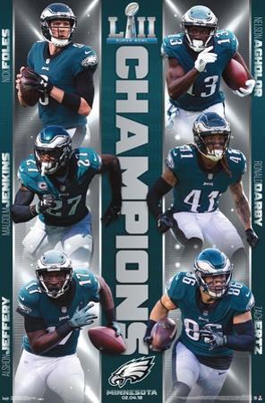Super Bowl LII - Champions