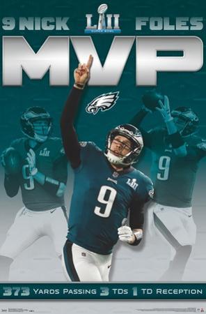 Super Bowl LII - Nick Foles MVP