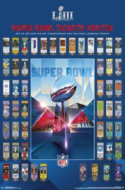 Super Bowl LIII - Tickets