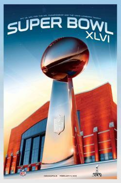Super Bowl XLIVI - 2012 ThemeArt