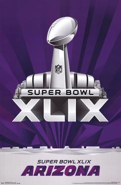 Super Bowl XLIX - Logo