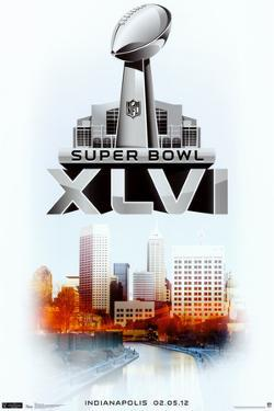 Super Bowl XLVI - Past Winners