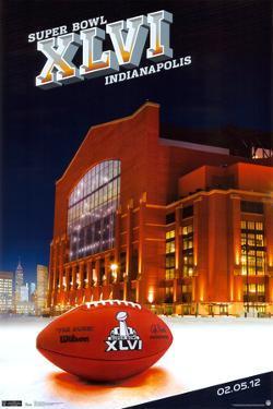 Super Bowl XLVI - Stadium