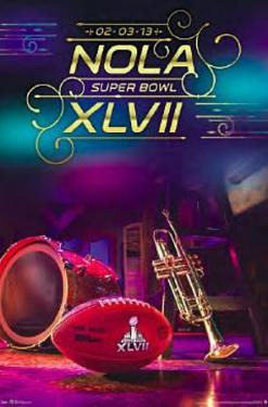 Super Bowl XLVII New Orleans
