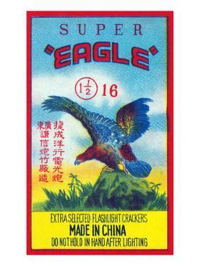 Super Eagle Extra Selected Flashlight Crackers