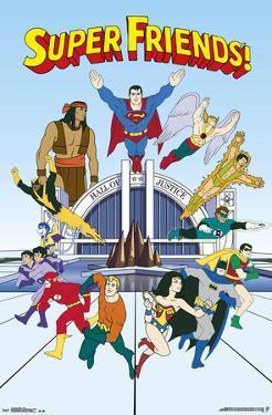 Super Friends - Team