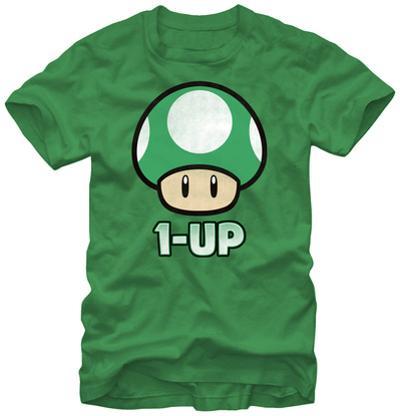 Super Mario- 1-Up