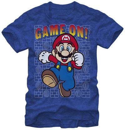 Super Mario- Game On