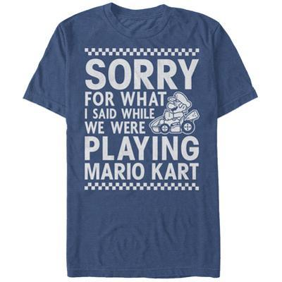 Super Marios Bros- Sorry For The Trash Talk