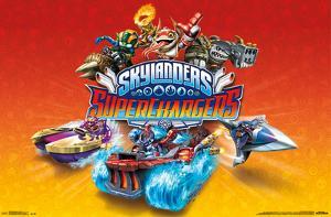 Superchargers - Key Art