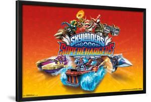 Superchargers - Key Art