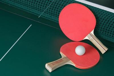 Rackets for Ping Pong. by superintendant