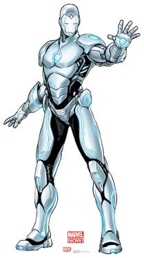 Superior Iron Man - Marvel Now Lifesize Standup