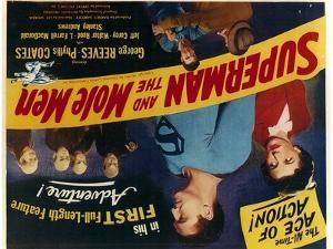 Superman and the Mole Men, 1951