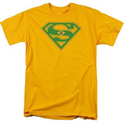 Superman-Brazil Shield