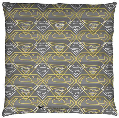 Superman - Contemporary Throw Pillow