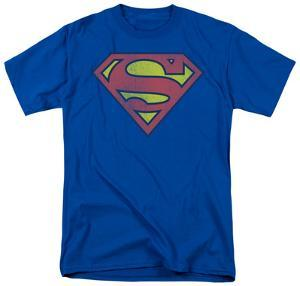 Superman - Distressed Retro Logo