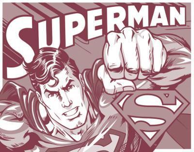 Superman - Duotone