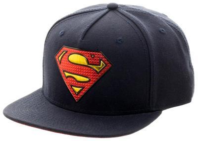 Superman- Gold Weld Logo Snapback