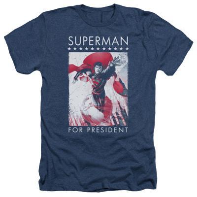 Superman- Hero For President