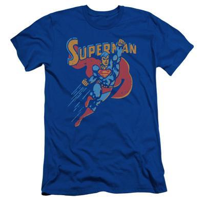 Superman - Life Like Action (slim fit)
