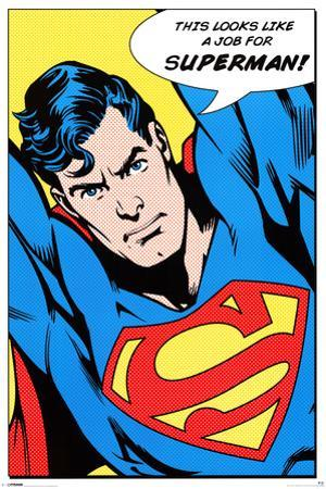 Superman (Looks Like A Job For)